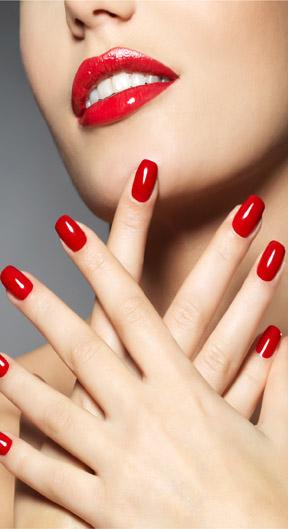 Nail salon W. Lebanon