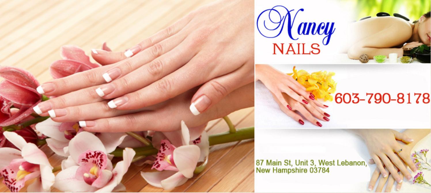 Nail salon W. Lebanon   Nail salon 03784   Nancy Nails